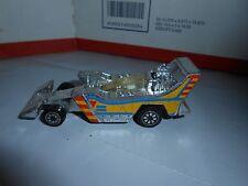 VTG 1981 KENNER FAST 111's PIPE N HOT DRAG CAR RACER MISSOURI PLATE/TAG RARE