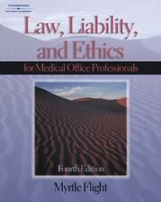 ## SHIPS DAILY ##  - Law, Liability & Ethics for the Medical Office Professional