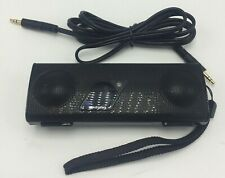 soundmatters foxL 2.2 Bluetooth Tested Portable Speaker System No Charger Tested