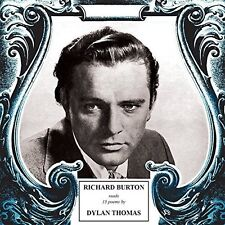 Richard Burton - Fifteen Poems By Dylan Thomas [New CD] UK - Import