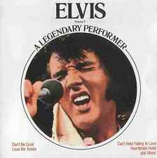 Elvis Presley - Volume 1 - A Legendary Performer (CD, 1989)