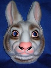 The Rabbit Mask ! Cute and Innocent Animal ! Excellent.