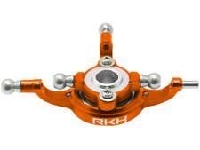 Rakon CNC AL Swashplate Set (Orange) - Blade 120S 120S178-O