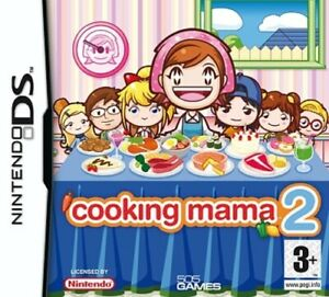 Cooking Mama 2: Dinner with Friends (DS) PEGI 3+ Various: Party Game Great Value