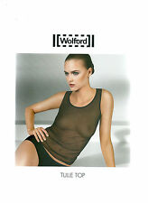 WOLFORD Tulle Top Gr M (42- 44)  NEU