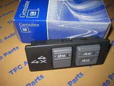 Chevy GMC Tahoe Sierra Silverado Suburban Transfer Case 4X4 Switch Button OEM