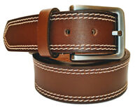 "1 1/2"" LEATHER HEAVY DUTY CCW BELT_ GUN BELT_LEATHER HOLSTER BELT_ HANDMADE 1.5"""