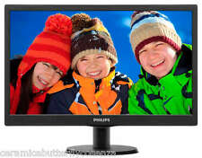 MONITOR PC 19'' LED PHILIPS 193V5LSB2/10 16:9 1366x768 VGA ATTACCO VESA