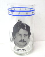 Dallas Cowboys 1977 Burger King glass Randy White Rare Find Collector Owned