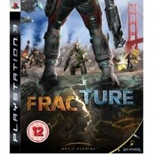 Fracture Game PS3 - Brand new!