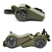 1xAluminum Hiking Lightweight Wild Survival Professional Compass Navigation Tool