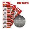 5PCS CR1620 DL1620 ECR1620 3V Alkaline Button Cell Coin Battery Batteries