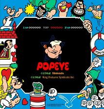 Popeye High Score Save Kit for your classic arcade game