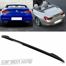 Item In LA Carbon BMW F12 Convertible 6-Series V Style Trunk Spoiler 650i