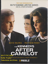2017 EMMY DVD KENNEDYS AFTER CAMELOT GATEFOLD SET KATIE HOLMES MATTHEW PERRY
