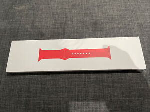 Genuine Apple Watch Product RED Series 6 | SE Sport Band 40mm Models New Sealed