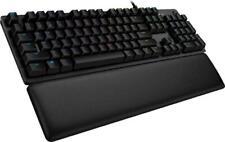 Logitech G513 920-008924 RGB Wired Gaming Mechanical GX Blue Switch Keyboard