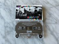 Huey Lewis And The News Hard At Play CASSETTE Tape 1991 EMI E4-93355 RARE! OOP!