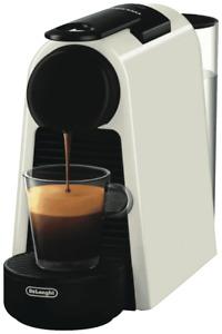 NEW Nespresso EN85WSOLO Essenza Mini Solo Capsule Machine