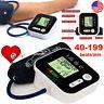 * Auto Digital LCD Blood Pressure Arm Monitor Upper BP Machine +  Large Cuff