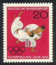 Germany 1964 Sports/Judo/Martial Art/Olympics/Olympic Games 1v (n27906)