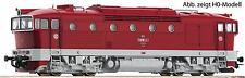 TT Diesellokomotive T478.4 rot CSD Ep.V Roco 36268 Neu!!!