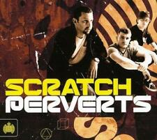 MINISTRY OF SOUND PRESENTS MIXED: SCRATCH PERVERTS V/A  (NEW/SEALED) CD