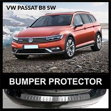 Protector de Arranque Protector de Parachoques Volkswagen Passat b8 2014 > VW PASSAT