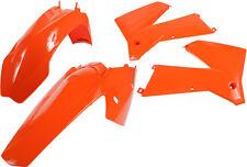Acerbis Replica Plastic Kit KTM Orange KTM 125 SX 2005-2006,200 XC 2006-2007,25