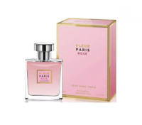Jean Marc Paris Fleur Paris Rose Eau de Parfum 1.7 oz Spray 50 ml New