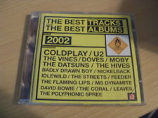 Q MAGAZINE BEST OF 2002 18 TRACKS -U2/BOWIE/THE HIVES/COLDPLAY