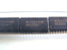 Texas insts 74HCT240 OCTAL Buffer Linea Driver 20 PIN SOIC 1 PEZZI OMA024