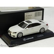 LEXUS LS600HL WHITE kyosho MODELS 1/43 #03647W