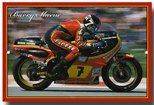 BARRY SHEENE METAL SIGN.1970'S MOTORCYCLE RACING.MOTORBIKE RACING.