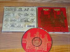 XTC - NONSUCH / ALBUM-CD 1992 (MIT ORIGINIAL JEWELCASE)