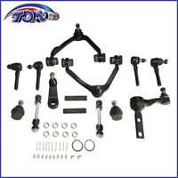 """New 14pcs Control Arm Ball Joint Idler Arm Kit For F150 Expedition 4wd 2.5"""" Bolt"""