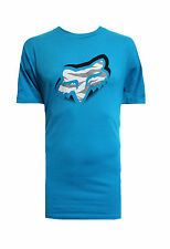 NEW FOX RIDERS RACING MOTO X MENS GUYS GRAPHIC CREW T SHIRT TEE TOP BLOUSE SZ L