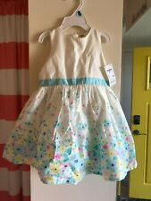 OSHKOSH BGOSH Girls Dress with Lining & Tulle ~ Size 24M...