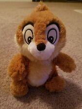 """Disney Store Exclusive Chip 10"""" Plush Stuffed Animal Toy Chip and Dale RARE"""