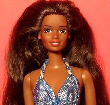 Vintage 1987 Barbie Doll AA African American Mattel