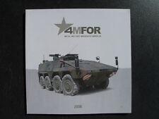 Märklin 4MFOR Katalog 2008 Metal Military Mission by MÄRKLIN NEU incl. UVP´s