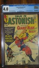 Tales to Astonish #52  Feb 1964 featuring Giant-Man  CGC 4.0