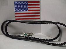 Grasshopper Mower #381914 Replaces OEM PTO Belt SET (2)