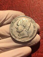 Belgique - Léopold Ier - 2 1/2 Francs - 1848 -  Argent