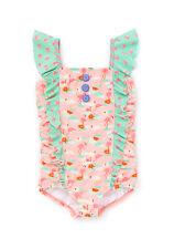 NWT Matilda Jane Girls Size 8 The Adventure Begins Slip and Slide Swimsuit New