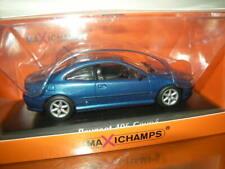 1:43 Maxichamps Peugeot 406 Coupe 1997 blue/blau Nr. 940112620 in OVP
