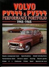 Volvo Pv444 & Pv544 1945-65 Performance Portfolio Series