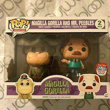 Funko Pop! NYCC 2016 Magilla Gorilla & Mr. Peebles 2-PACK Limited Ed! 1/1000!