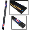 Handmade Snooker Billiard Pool Hard Cue Case For 3/4 Split Cue - Union Jack Flag