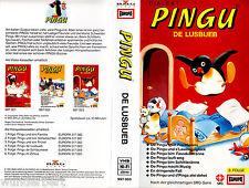 VHS -- PINGU de Lusbueb - DIALEKT --
